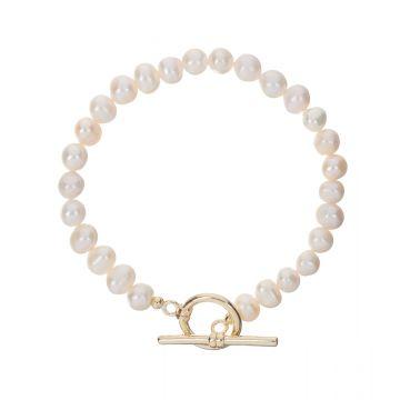 Bratara Thea perle naturale